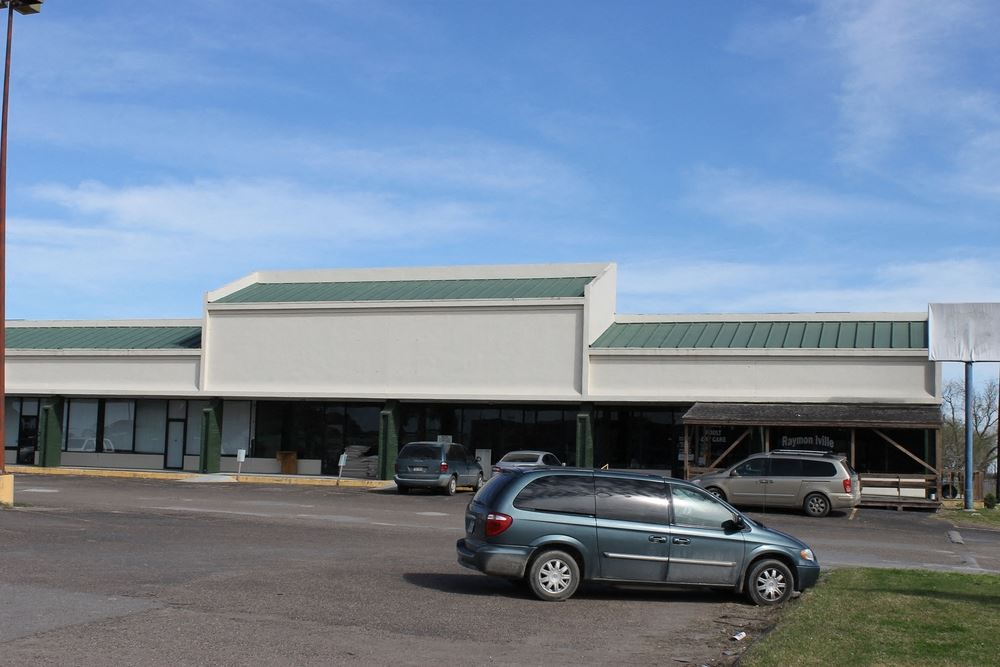 Former Walmart - Raymondville Plaza