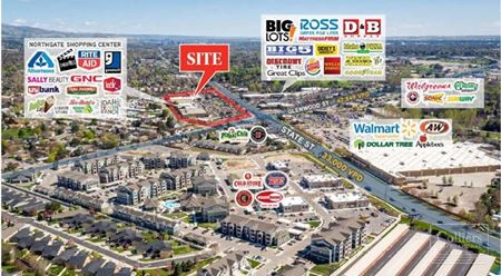 Sublease Space Available in Established Northgate Shopping Center | Boise, Idaho - Boise