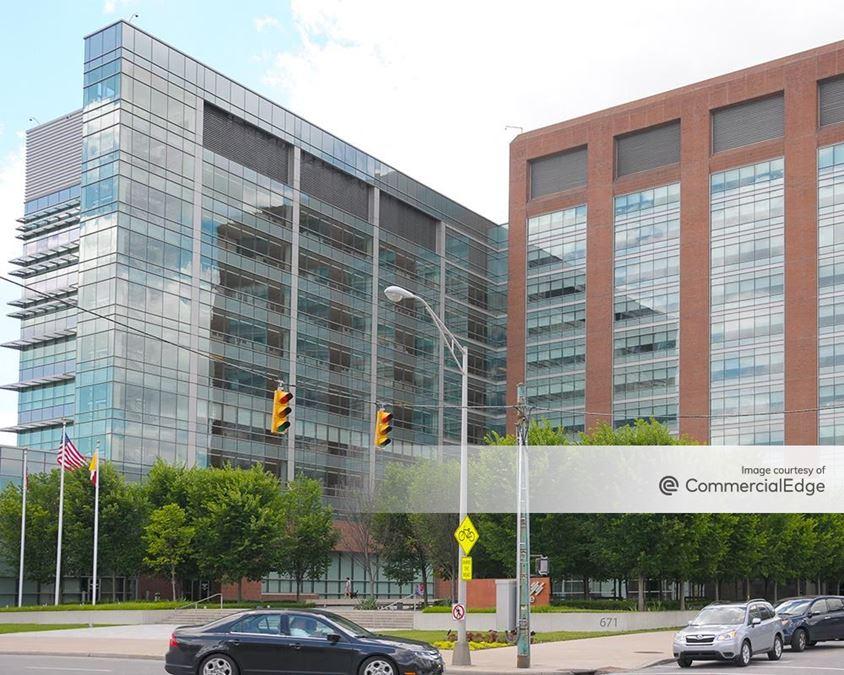 Grange Insurance World Headquarters