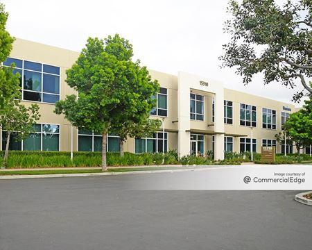 Lakeview Business Center - 15300 & 15310 Barranca Pkwy - Irvine
