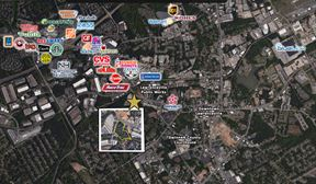 Mixed-Use Commercial Land | ± 5.22 Acres - Lawrenceville