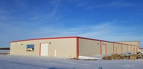 53,000 Sq Ft Distribution Warehouse Near Highway & Rail - Fairview