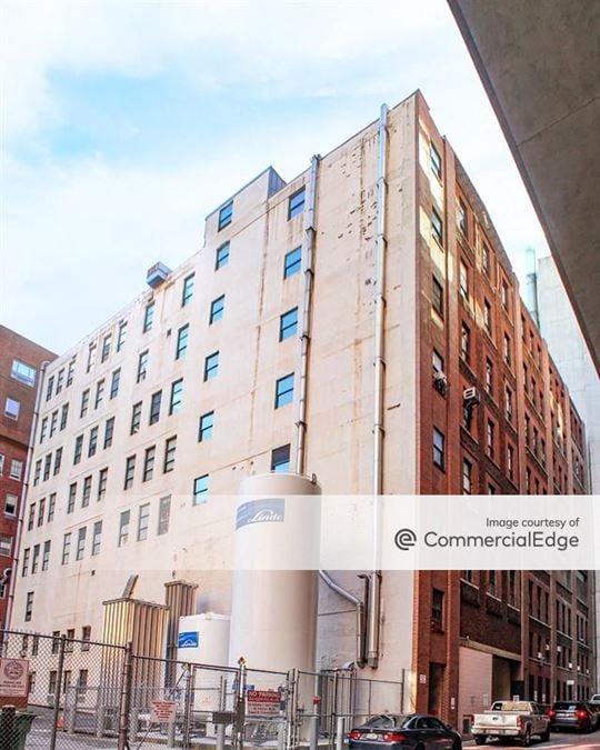 Tufts Medical Center - Ziskind Building