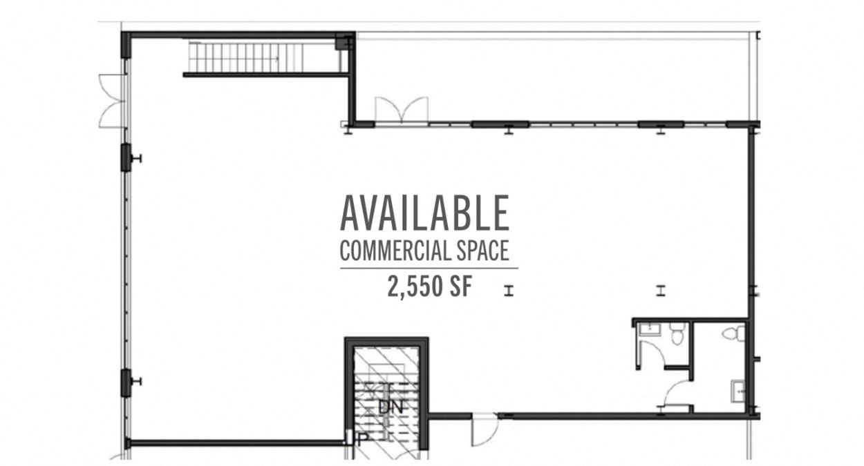 Retail Space for Lease in Fairmount