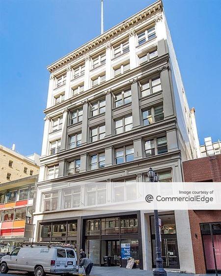 28 Geary Street & 27 Maiden Street - San Francisco