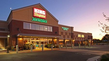 King Sooper's Anchored Retail Pad - Erie