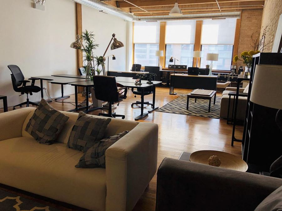 South Loop Space for Creative Minds