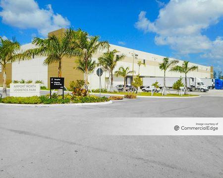 Airport North Logistics Park- Bldg #2 - Miami