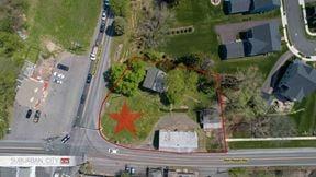 Rt. 413 & Pt. Pleasant Pike Commercial Site