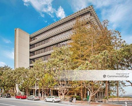UCSF at Parnassus Heights - Medical Building 1 - San Francisco
