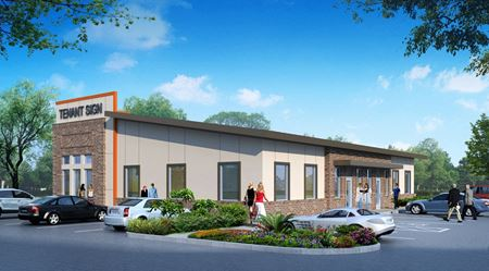 Build to Suit Professional Office Building on FM 2920 - Spring