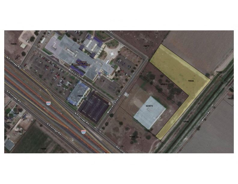 MEDICAL CENTER DRIVE - 5 ACRE TRACT
