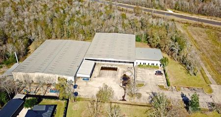 For Sale or Lease | ±65,324 SF Industrial Warehouse in Beaumont, Texas - Beaumont