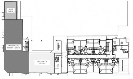 Retail Spaces for Lease in new Parkway Station Apartments   Garden City, Idaho - Garden City
