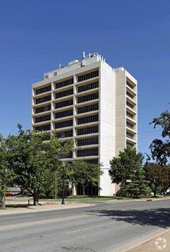 1211 North Shartel Office Building - Oklahoma City
