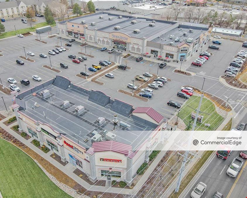 1380-1400 East Fort Union Blvd & 6924-6960 South Park Centre Drive