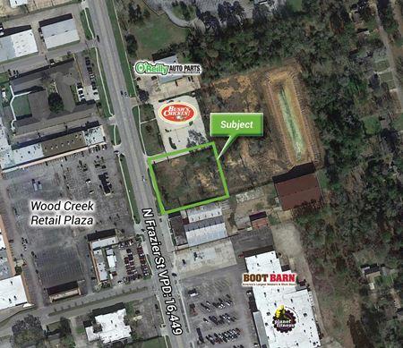 1 AC Pad Site Along E Side of N Frazier Street - Conroe