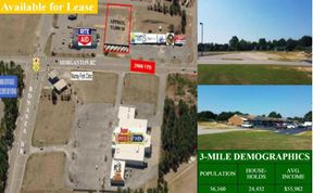 Murray Fork Land Ground Lease - Fayetteville