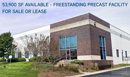 53,900 SF Freestanding Building for Sale or Lease in Elgin, IL - Elgin