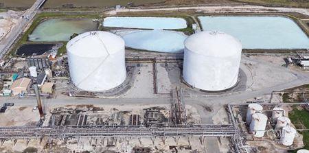 For Sale   Houston Ammonia Terminal & 6.2 Mile Pipeline in Pasadena, Texas - Pasadena