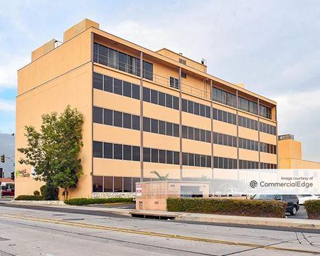 Pasadena Business Park - 2500-2570 East Foothill Blvd & 171 North Altadena Drive - Pasadena