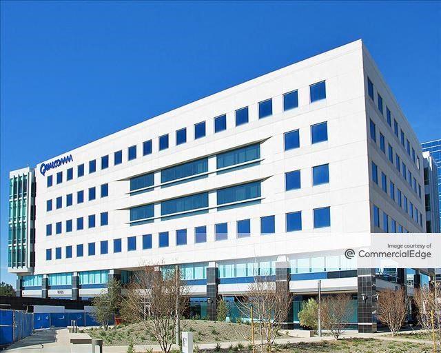 Qualcomm Pacific Center Campus - AX Building