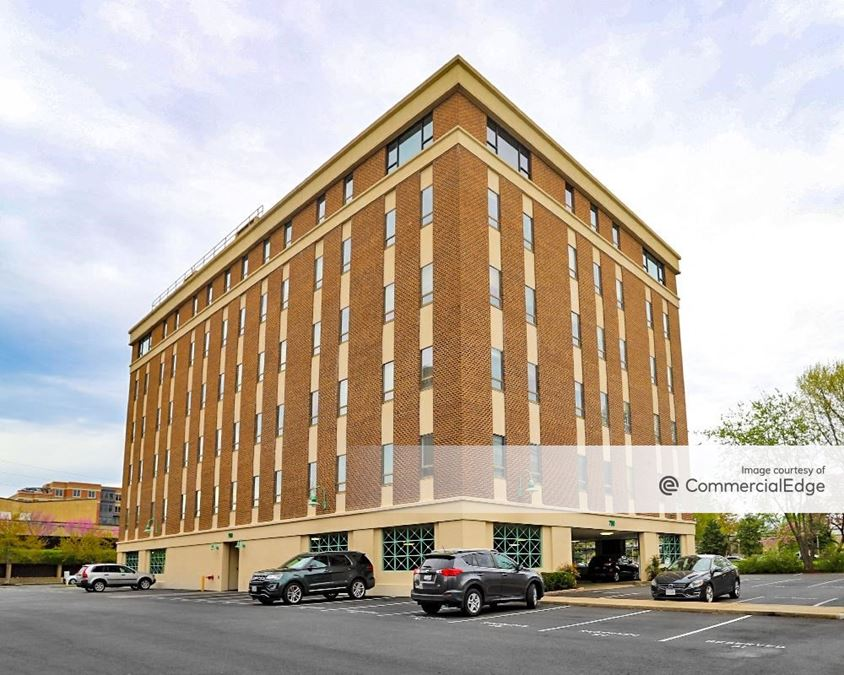 Fairfax Plaza Office Building