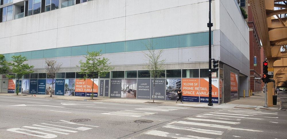 Spectacular River North Ground Floor Commercial Space