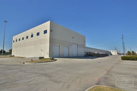 For Lease | Industrial Space Available in North Houston - Houston