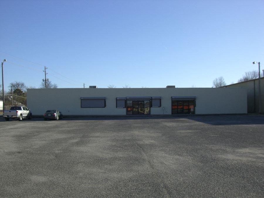 Airway Variety Store Building