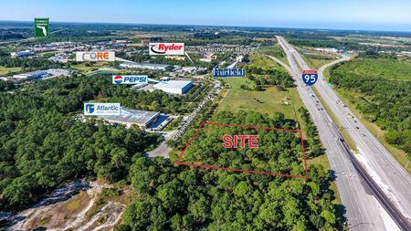 ±2.38 Acres Commercial Land Fronting I-95 For Sale - Fort Pierce