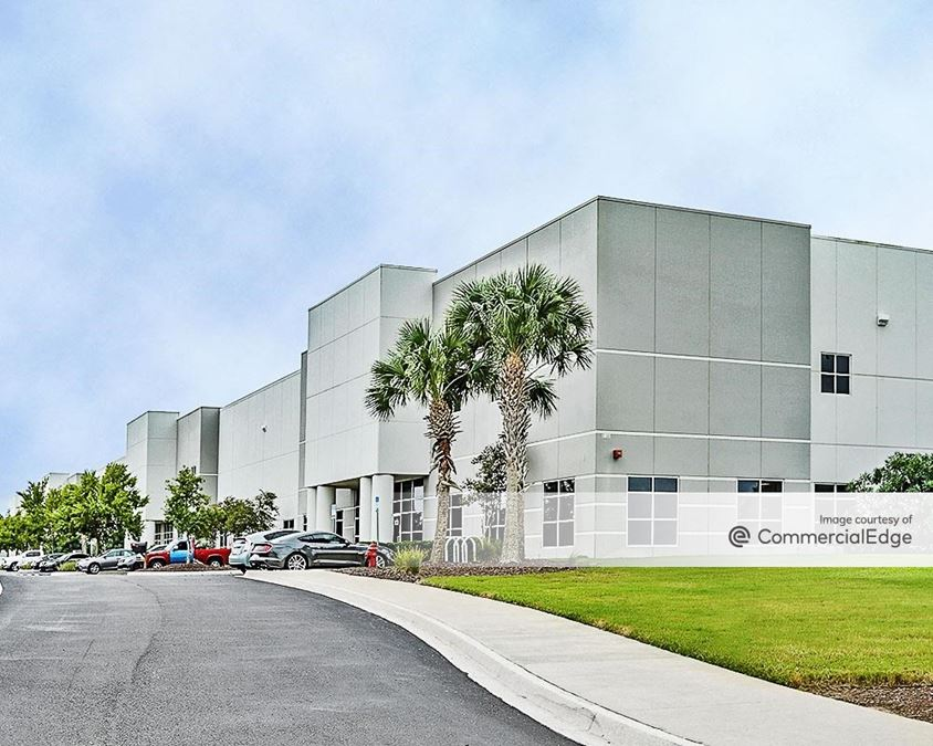 Northpoint Industrial Park - 3700 Port Jacksonville Pkwy
