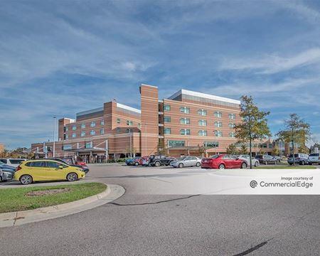 Sentara Princess Anne Hospital - 2075 Medical Office Building - Virginia Beach