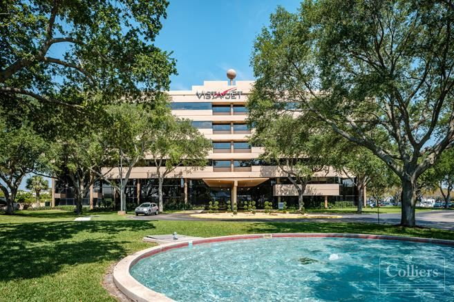 For Lease - Cypress Executive Center