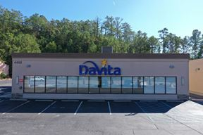 ±3,538 SF Available at Rosewood Shopping Center in Columbia, SC