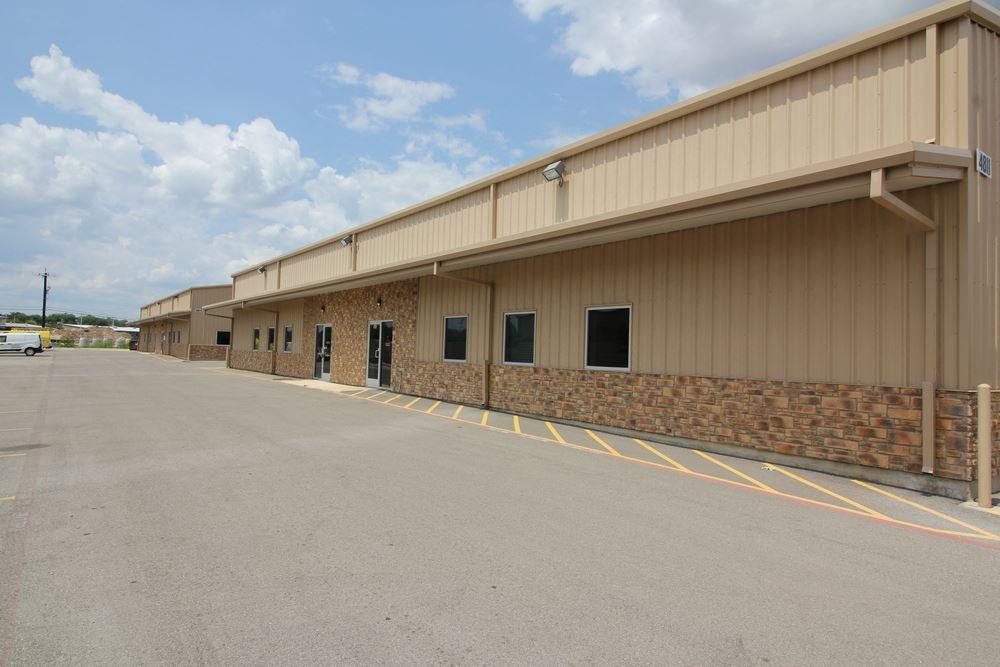 Quarry Run Industrial Park - San Antonio Texas