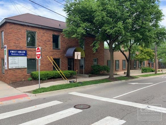 Office Space Close to Downtown