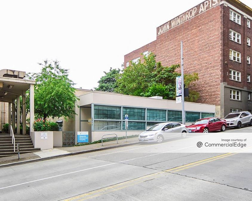 Virginia Mason Hospital & Seattle Medical Center - 1200 Terry Avenue & 1010 Seneca Street