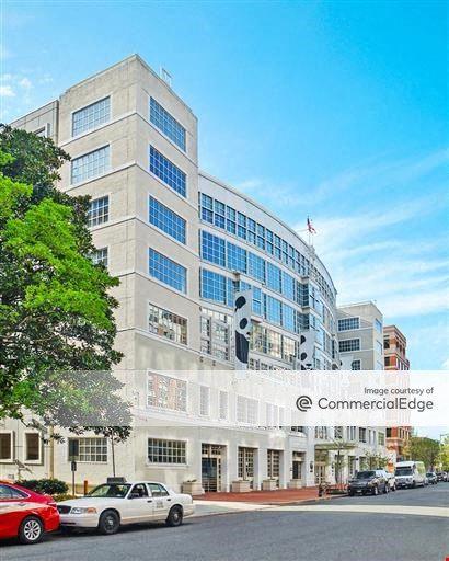The WWF Building - Washington