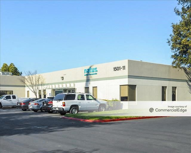 San Carlos Technology Park - 1501-1581 Industrial Road