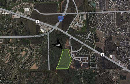 +/- 58.31 Acres | Hwy 6 | Missouri City, TX - Missouri City