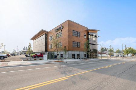 MKA Building at Trackside - Meridian