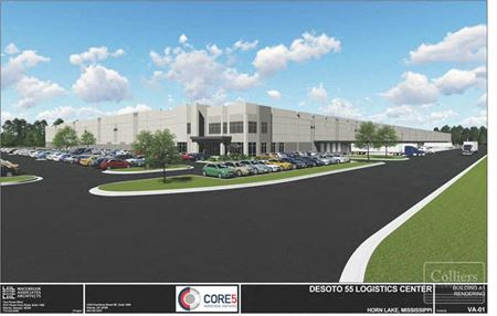 DeSoto 55 Logistics Center - Building D - Southaven