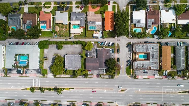 For Sale - Hollywood Blvd between I-95 and Turnpike Ramps