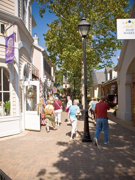 The Grand Village Shoppes - Branson