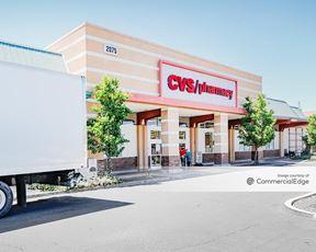 Redwood Plaza Shopping Center - CVS