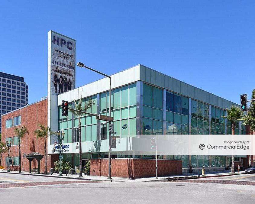 Hollywood Production Center 3