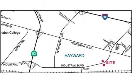 INDUSTRIAL BLVD. BUSINESS CENTER - Hayward
