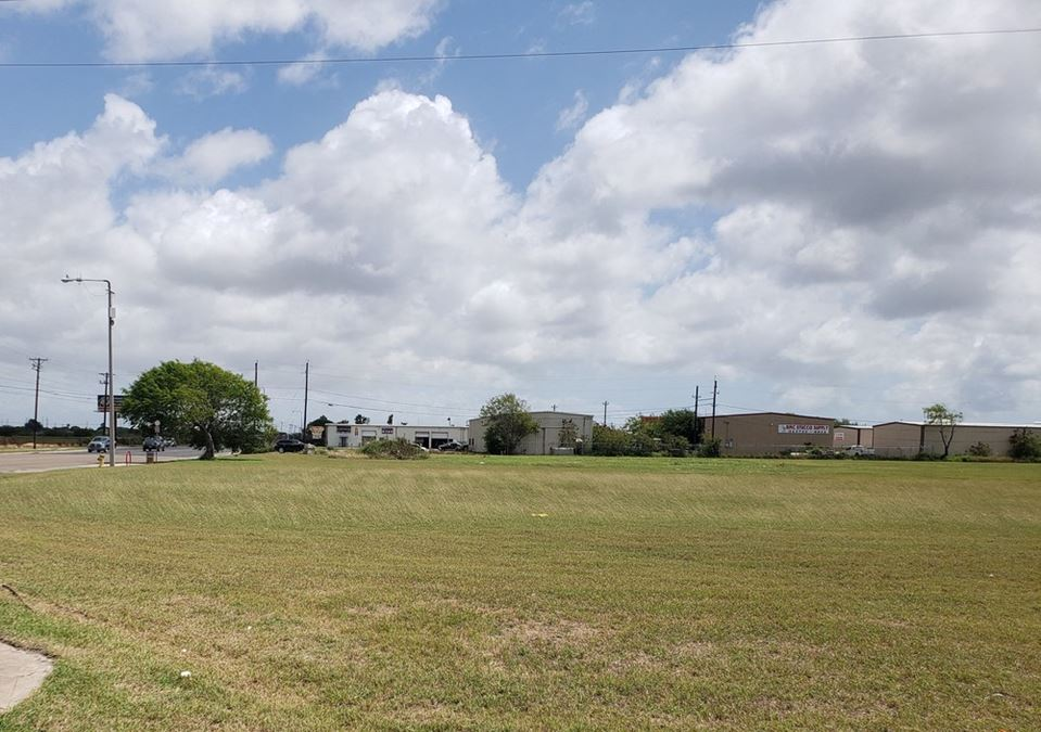 Texas Industrial land for development - Corpus Christi