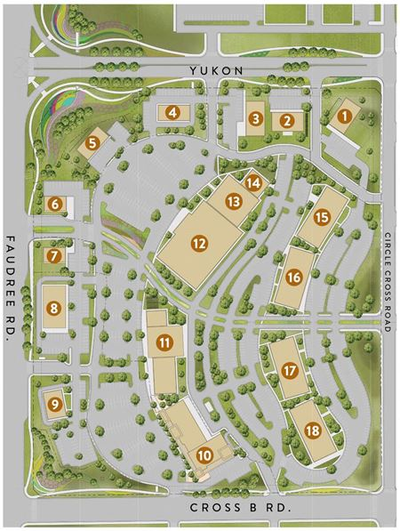 North Wind Crossing - N Faudree Retail Pad(s) - Odessa
